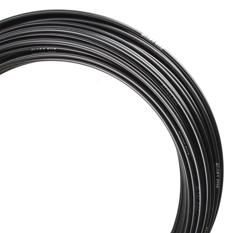バイク自転車Shifterケーブルハウジングcph-4 mm (Oiling) ブラック30メートル B07CNZMF6R