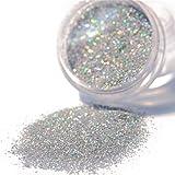 NICOLE DIARY 1 Box Holographic Glitter Powder Holo Glitter Dust Powder Manicure Nail Art Decoration