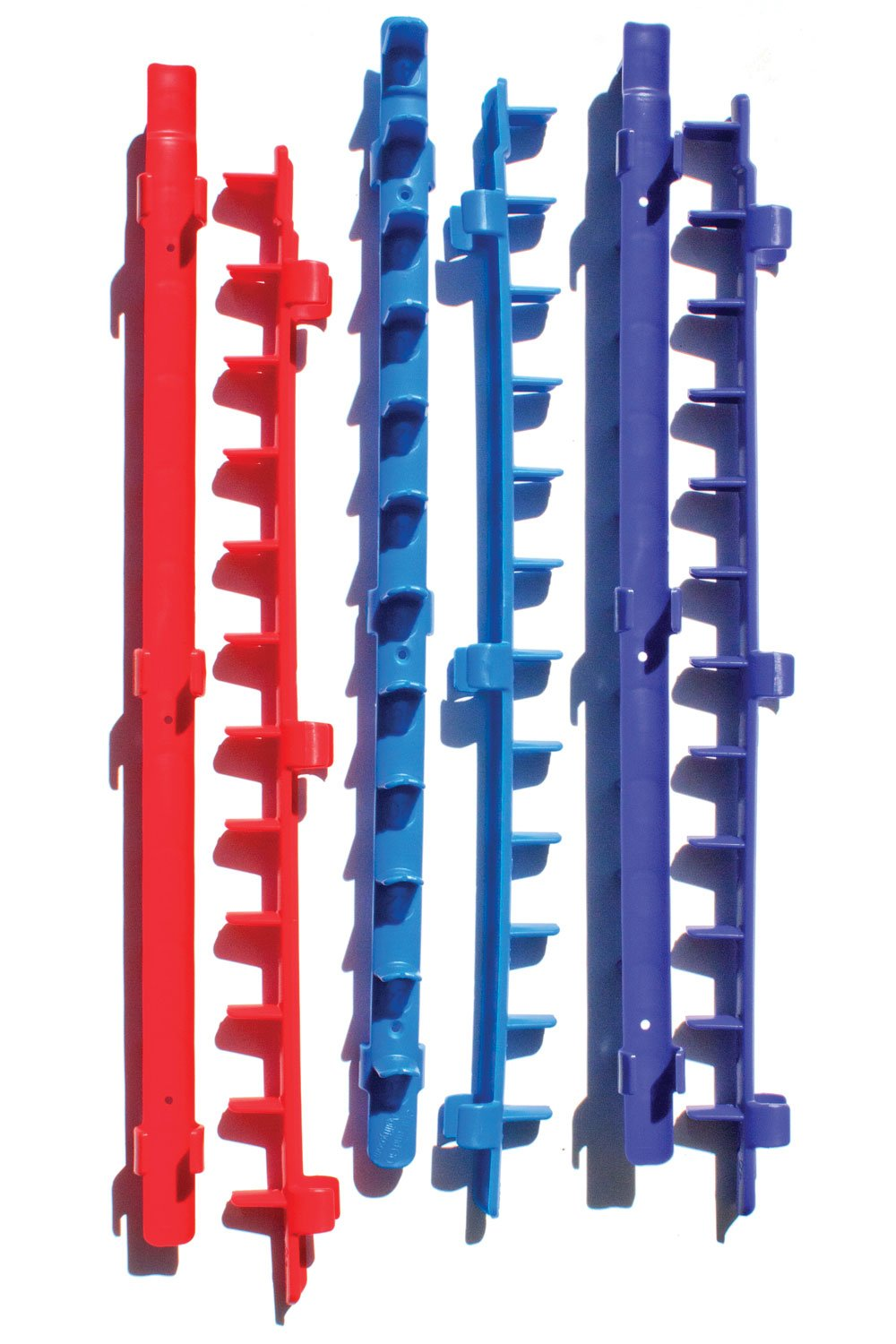 J&J Dog Supplies Colored Jump Cup Strips (Blue) by J&J Dog Supplies