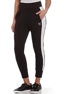 6d2b33ca PUMA Women's Sweatpant at Amazon Women's Clothing store: