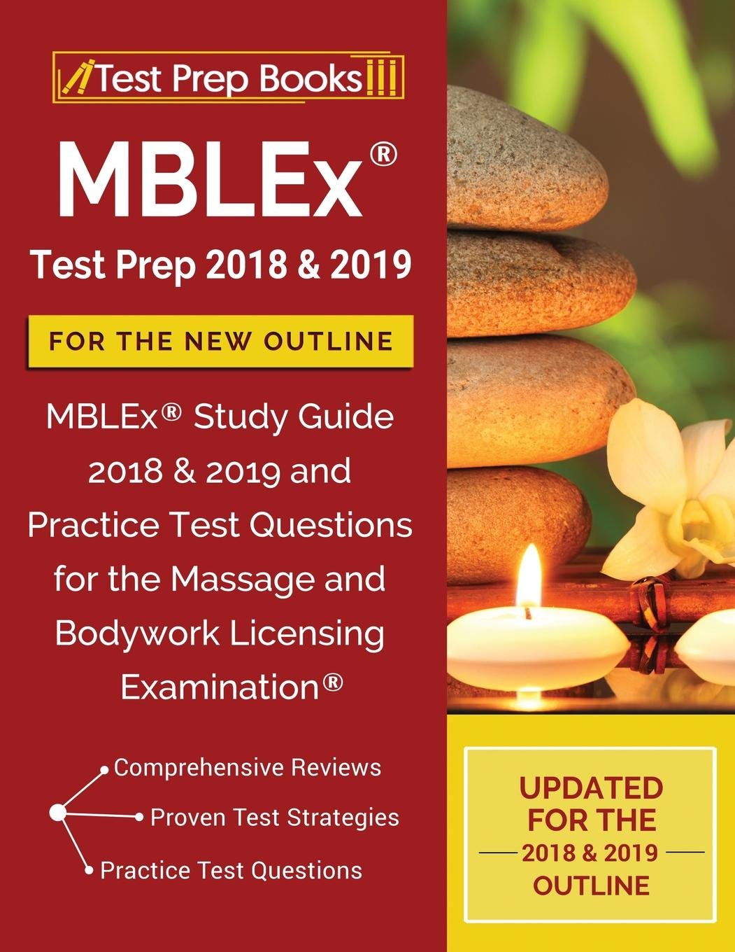 Buy Mblex Test Prep 2018 & 2019 for the New Outline: Mblex Study Guide 2018  & 2019 and Practice Test Questions for the Massage and Bodywork Licensing  ...