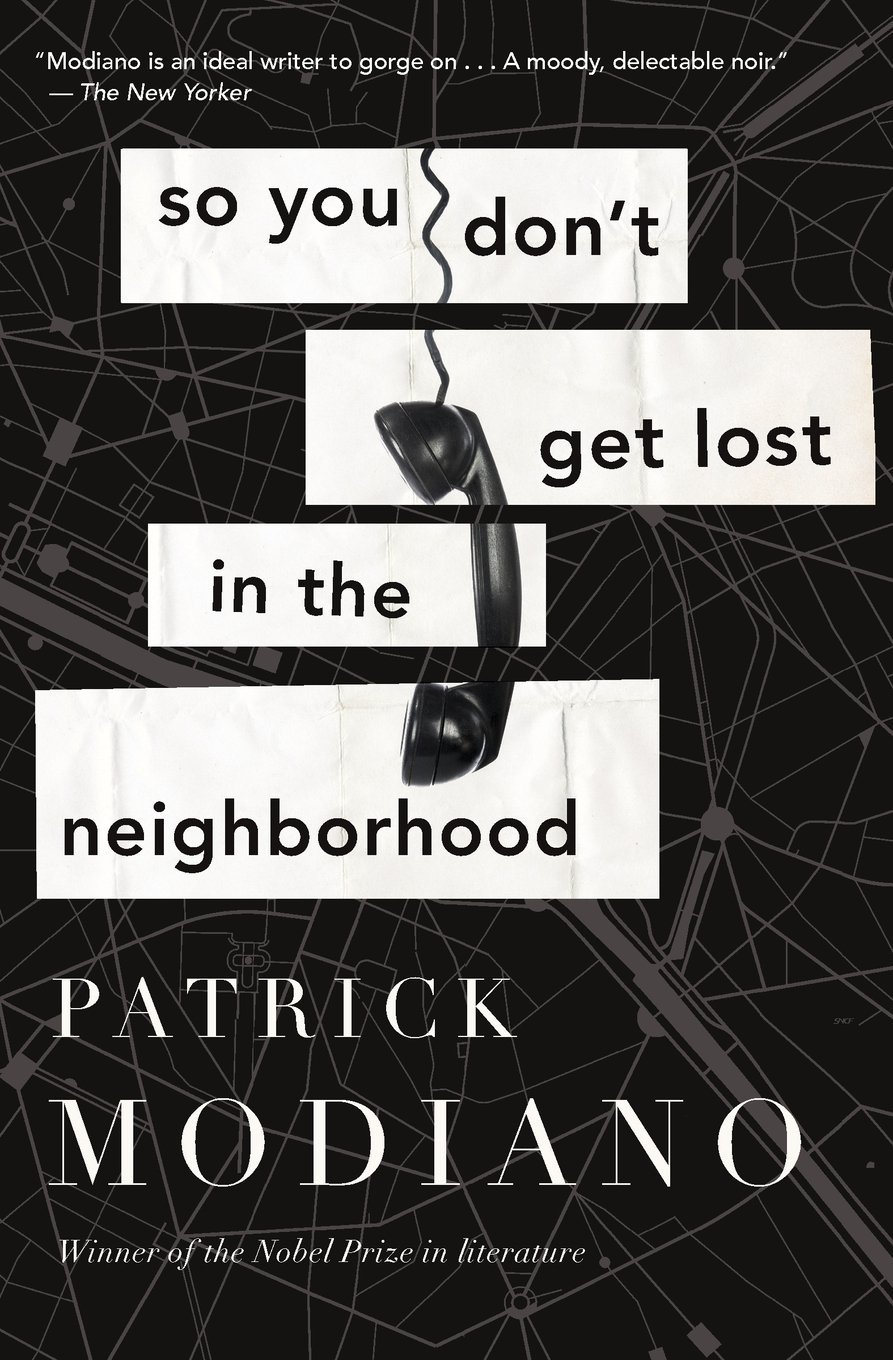 Download So You Don't Get Lost in the Neighborhood pdf epub