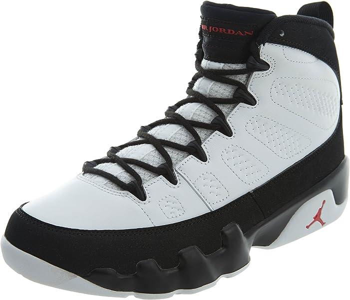 new arrival 36ee0 f612c Amazon.com   Air Jordan 9 Retro - 302370 112   Basketball