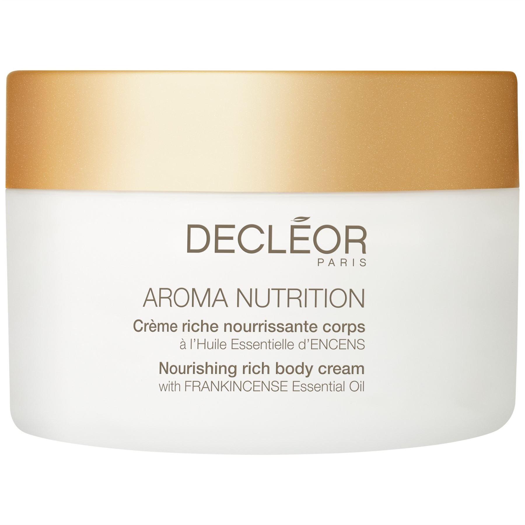 Decléor Aroma Nutrition Nourishing Rich Body Cream 100ml - Pack of 2