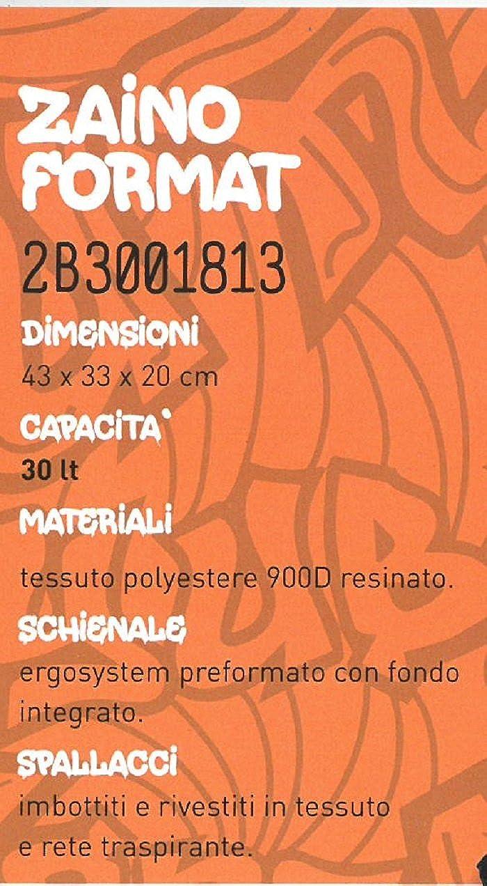 5bc6109bb0 ... Zaino Scuola Scuola Scuola Seven Yub Big Plus Murales Boy 1813 85f569
