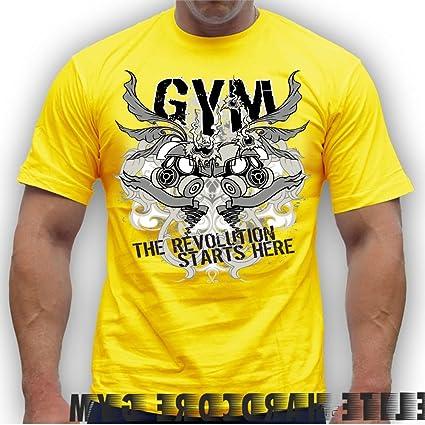 MMA Fighting UFC Ropa Culturismo Gimnasio Camiseta Entrenamiento Hulk Ejercicio