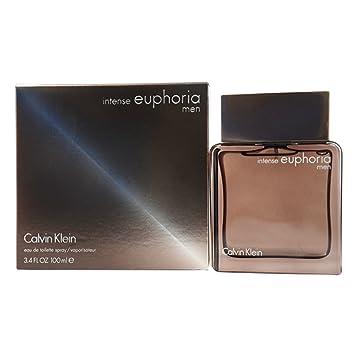 15ccb4c458895 Image Unavailable. Image not available for. Color  Calvin Klein intense  euphoria for Men Eau de Toilette ...