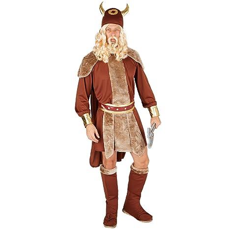 dressforfun Disfraz para Hombre Jefe vikingo   Atuendo ...