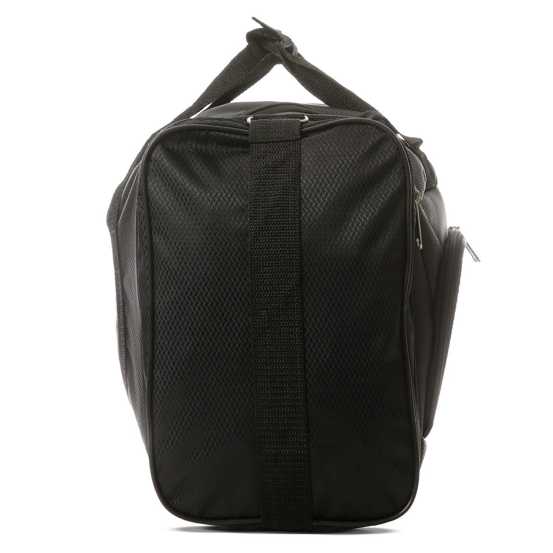 Eono Essentials Sac fourre-tout Taille cabine 32 L Noir 54 x 30 x 20 cm