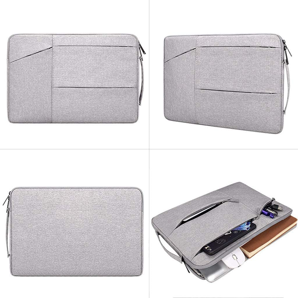 Handle Electronic Accessories Strap Laptop Sleeve Case Bag Navy Home Products HotSales Fineday Strap Laptop Office /& Stationery