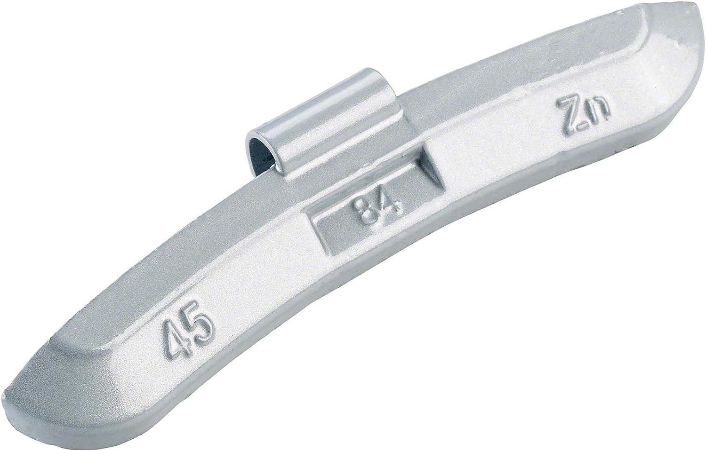 Pesi Contrappesi di equilibrio Pesi equilibratura 50x Pesi equilibratura per ruote in acciaio Tipo 84 35g