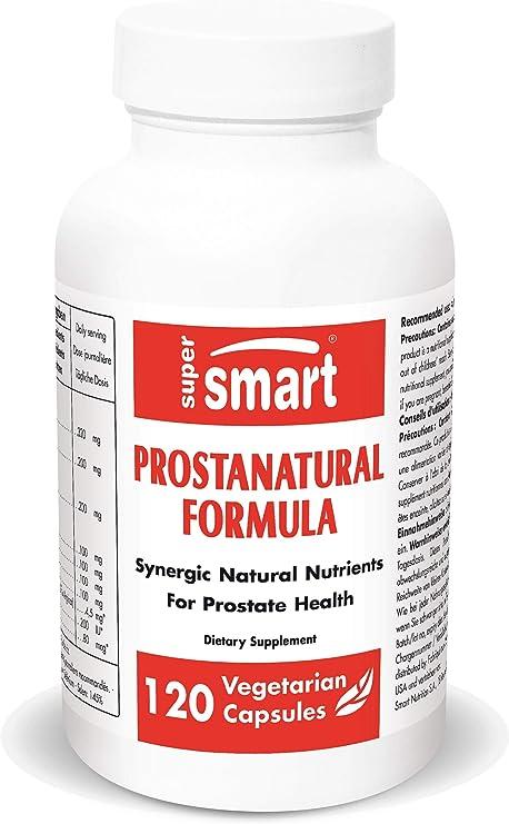 suplemento de supositorios de próstata a base de hierbas