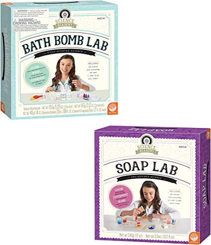 MindWare Science Academy Clean Chemistry Kits Set of 2