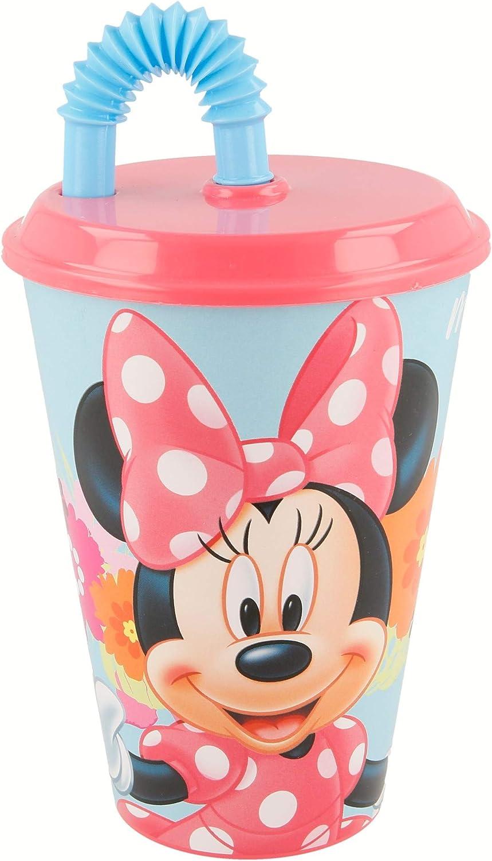 Stor Vaso CAÑA Easy 430 ML | Minnie Mouse - Disney - Bloom
