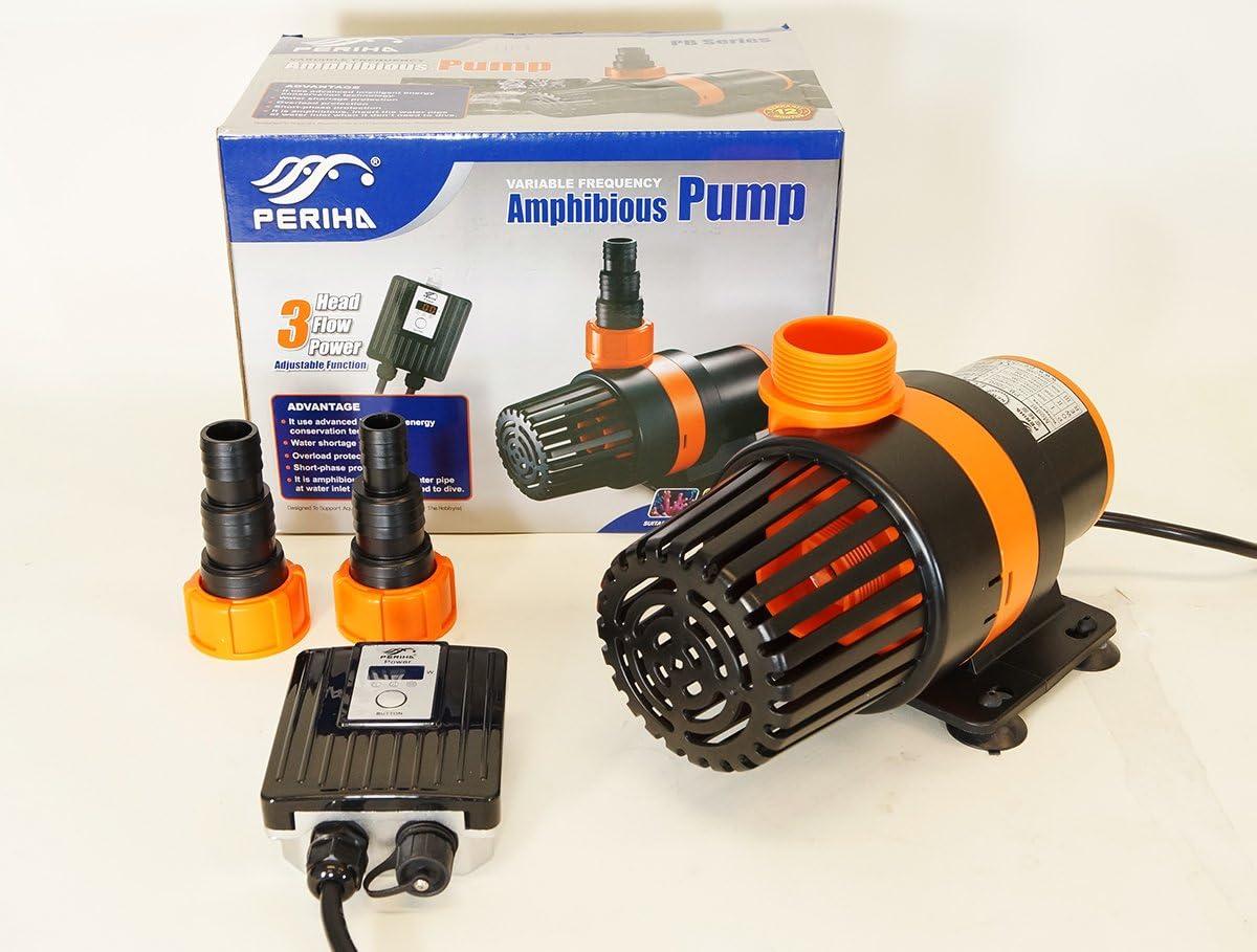 Periha Variable Model PB-23000 Amphibious Pump 4625-5000 GPH