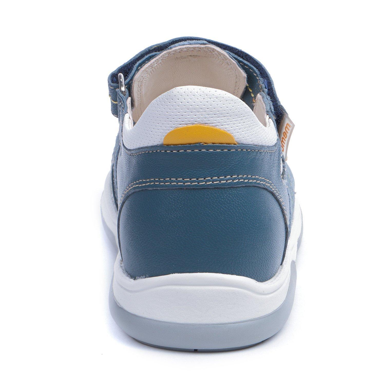 Little Kid//Big Kid Memo Palermo 3CH Diagnostic Sole Ankle Support Orthopedic Fisherman Sandal