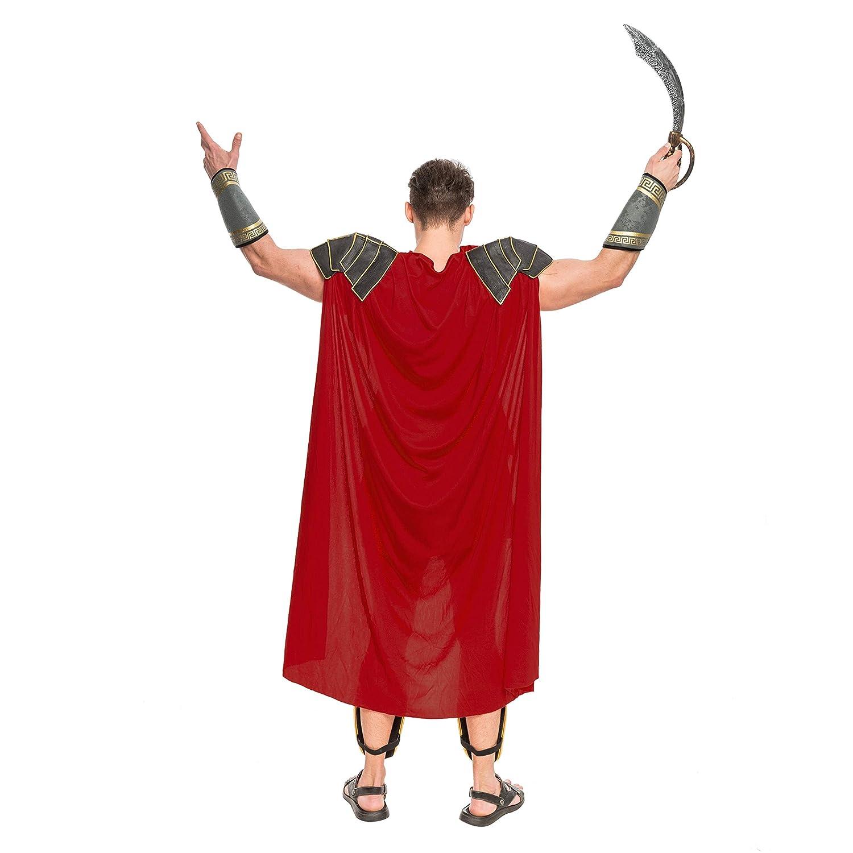 Amazon.com: Brave - Disfraz de gladiador romano para hombre ...