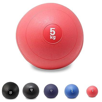 POWRX Slam Ball Balón Medicinal 3-20 kg