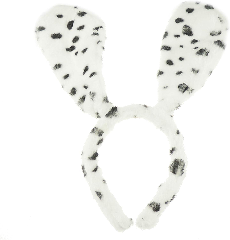 Super Cute Soft Fluffy Plush Boys Girls Ears Deeley Bopper Headband Alice Band Brown Beige Bear