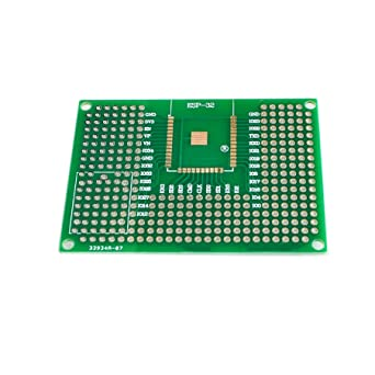 Amazon com: Batcus 5X7CM Double Side Prototype PCB
