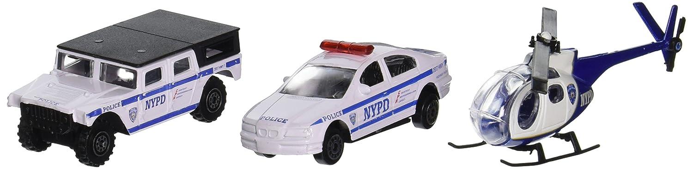 Daron NYPD Diecast Vehicle Set (3 Piece)