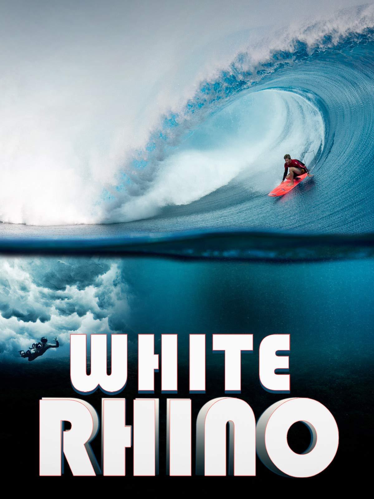 White Rhino on Amazon Prime Video UK