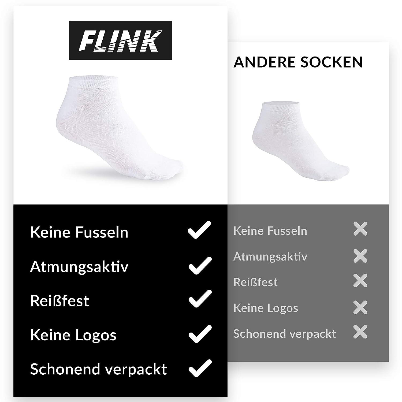 Pagel Strumpfimporte 12 Paar Herren Sneaker Socken 100% Baumwolle weiß Ökotex
