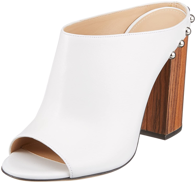 HUGO Uptown Mule Mule B01LX0K3L0 Femme Blanc (White (White 100) e2b58c9 - conorscully.space