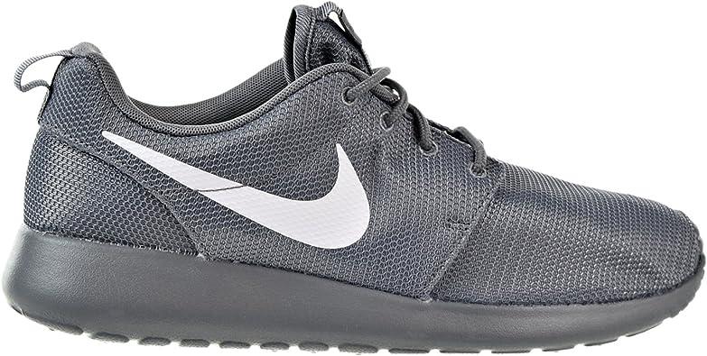 Nike Roshe One Men's Shoes Cool GreyWhiteVolt 511881 032 (7.5 D(M) US)