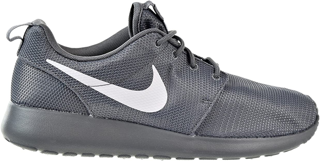 Fragua Educación notificación  Amazon.com: Nike Roshe One Wolf Grey/Navy Men's Size 13 (US): Shoes