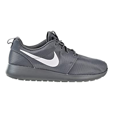 148e9ca08acea Image Unavailable. Image not available for. Color  Nike Mens Roshe One  Running Shoes Cool Grey White-Volt 511881-032 Size
