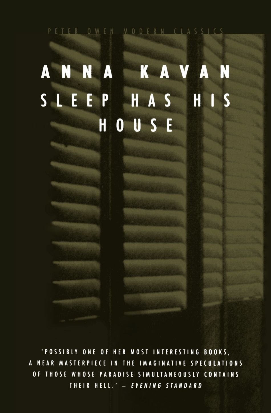 Image result for sleep has his house