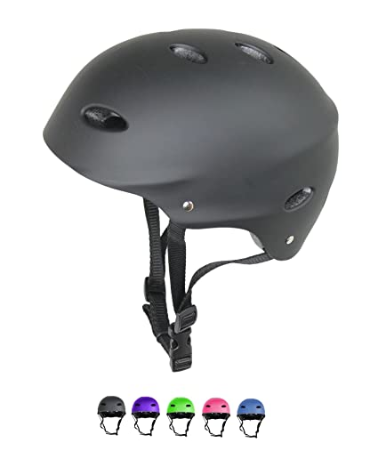 LA Sports Junior niños Skate casco urbano/Childs Ideal para ...