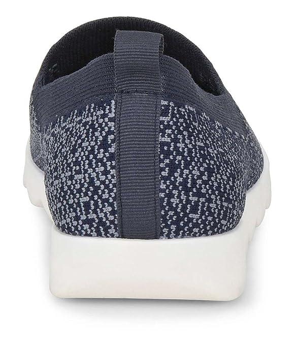 Frauen Ginger Loafers Blau Groesse 10 US/41.5 EU COMFORTIVA SAxPZL