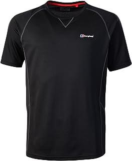 Berghaus Men's Tech 2.0 Short Sleeve Crew Neck Shortsleeve T-Shirt