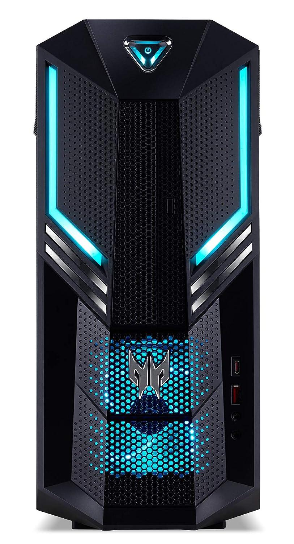 Acer Predator 600 I72060-04 9th gen Intel® Core™ i7 i7-9700 16 Go DDR4-SDRAM 1512 Go HDD+SSD Noir Tour PC