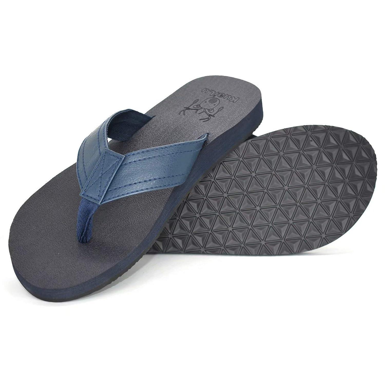 COFACE MSUK-JYMT01 - Sandalias de Sintético para Hombre, Color Azul, Talla 47 EU (13 UK)