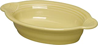 product image for Fiesta 9 Inch by 5 Inch Individual Oval Casserole, Sunflower