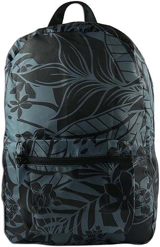 Malama Foldaway Backpacks Grey