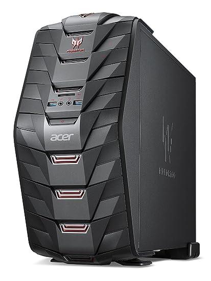 Acer Predator G3-710-AM11 Gaming PC Ci5-7400 8GB SDRAM, 1TB HD Windows 10 Home Bilingual - DG.E04AA.011