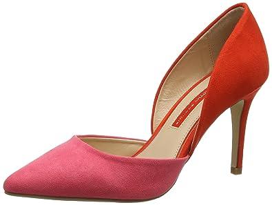 Dorothy Perkins Etta, Escarpins Bout Fermé Femme, (Pink 30), 37 EU
