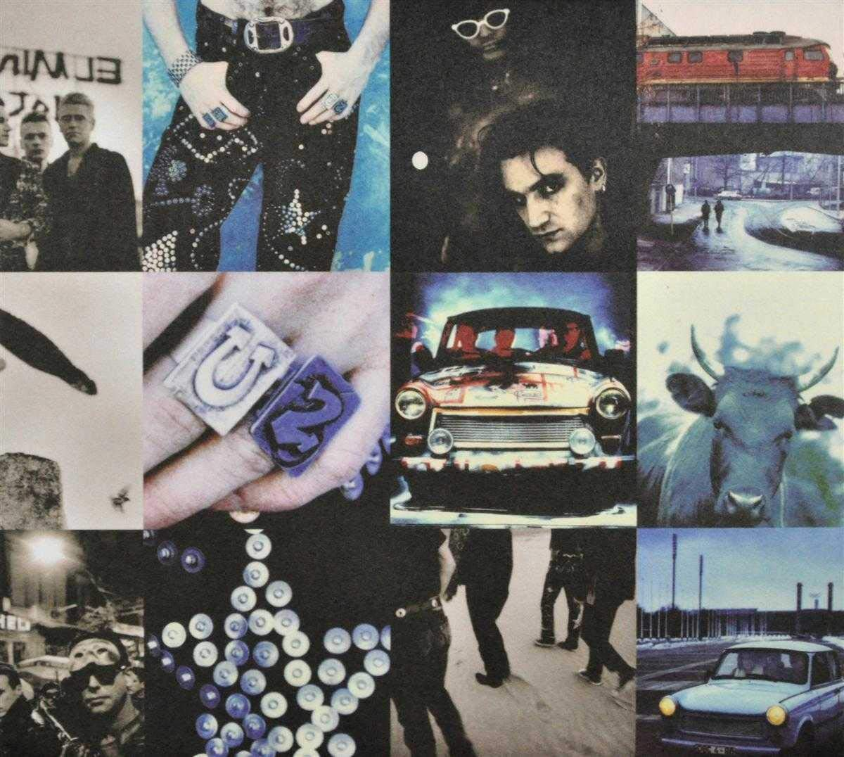 Achtung Baby 20 : U2: Amazon.es: Música