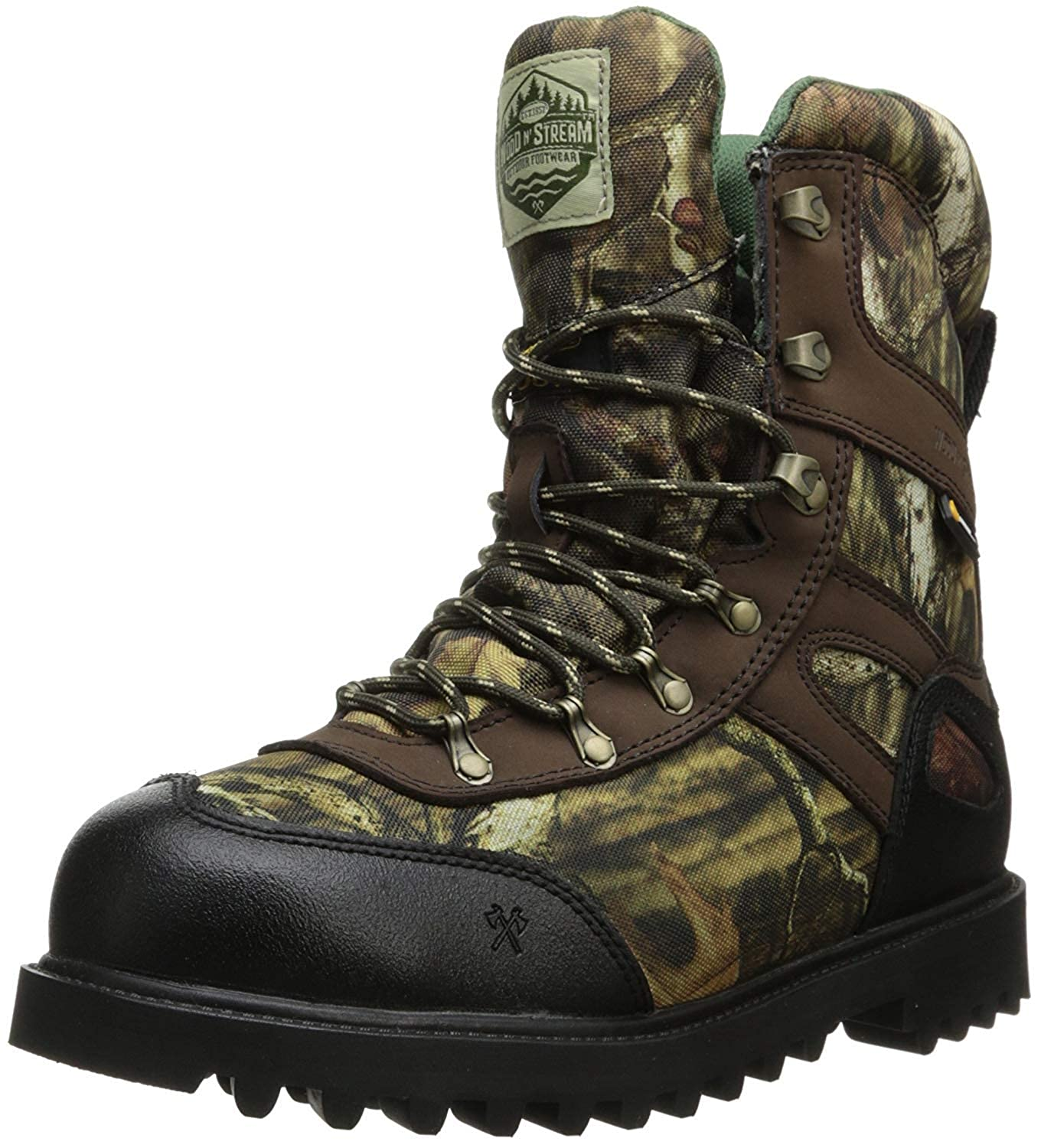 WOOD N' STREAM Men's 1003 Interceptor Boot Wood n' Stream 1003 Interceptor-M