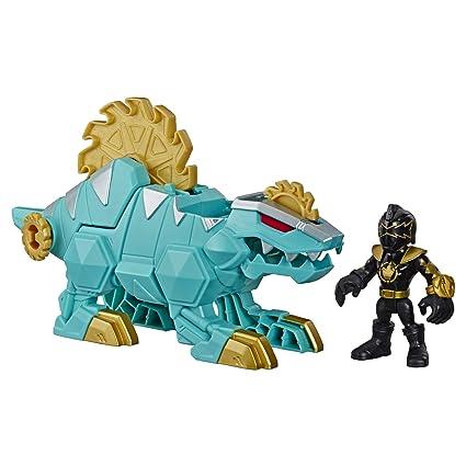 Amazon.com: Hasbro Prg Psh Feature Dimetrozord: Toys & Games