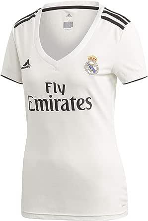 adidas 18/19 Real Madrid Home Camiseta Mujer