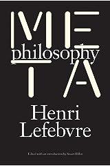 Metaphilosophy Paperback