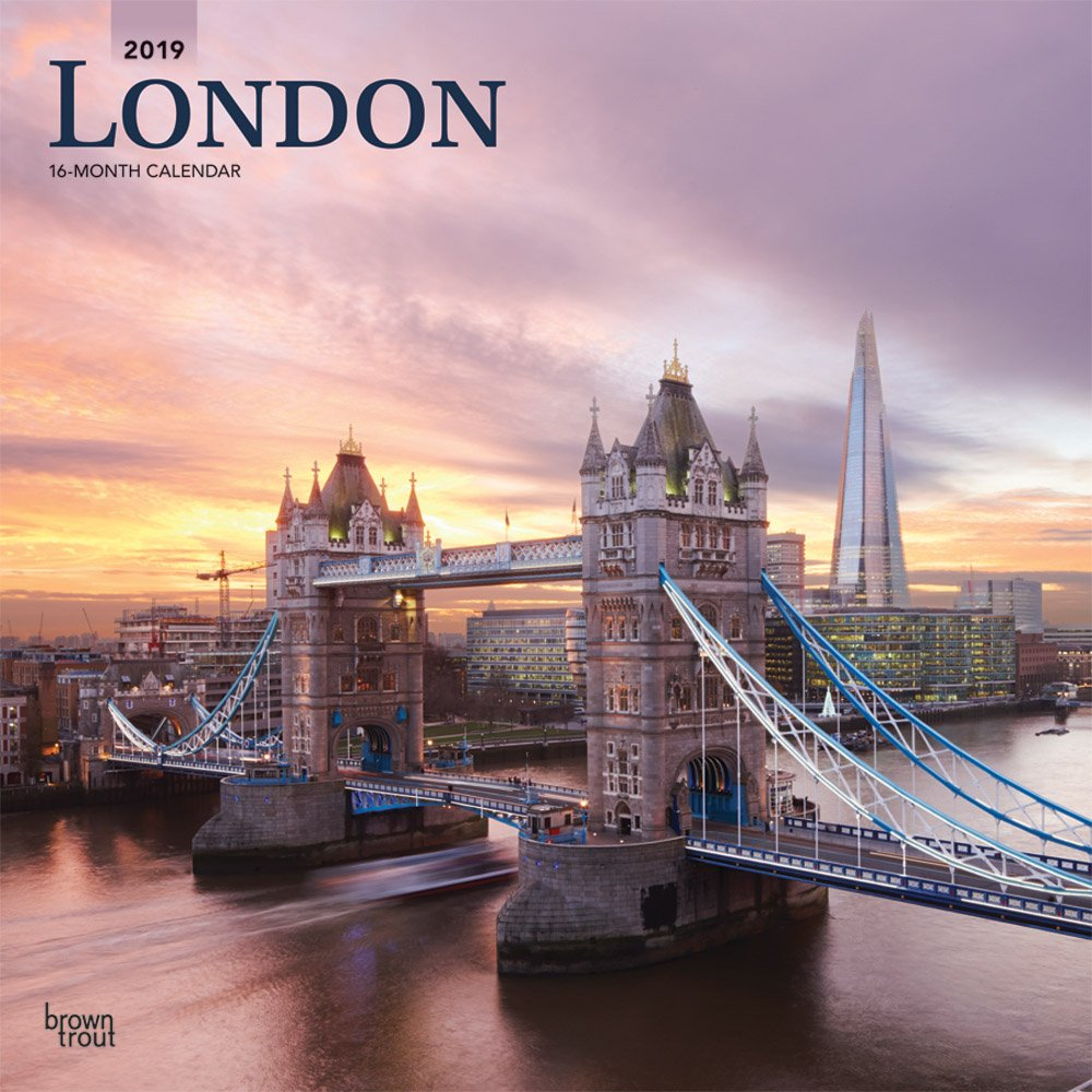 Amazon Com London 2019 12 X 12 Inch Monthly Square Wall Calendar Uk United Kingdom City Multilingual Edition 9781975401283 Browntrout Publishers Inc Browntrout Publishers Editing Team Browntrout Publishers Design Team Books