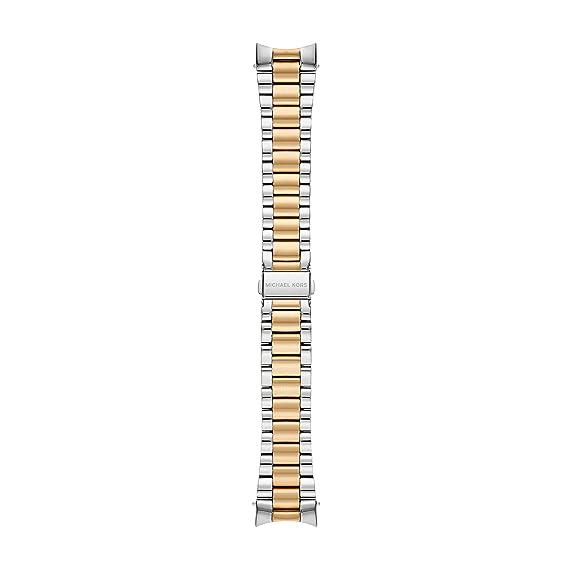 Michael Kors Reloj para Mujer de Digital con Correa en Acero Inoxidable MKT9024: Amazon.es: Relojes