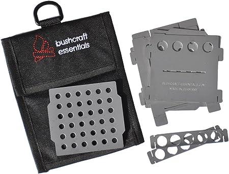 Bushcraft Essentials Set Hornillo Bushbox
