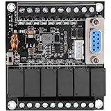 Walfront Controlador lógico programable PLC Controlador de Control programable Industrial FX1N-14MR Módulo Controlador de rel